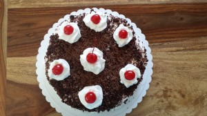 Black Forest Top
